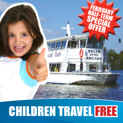 Broads Tours Children