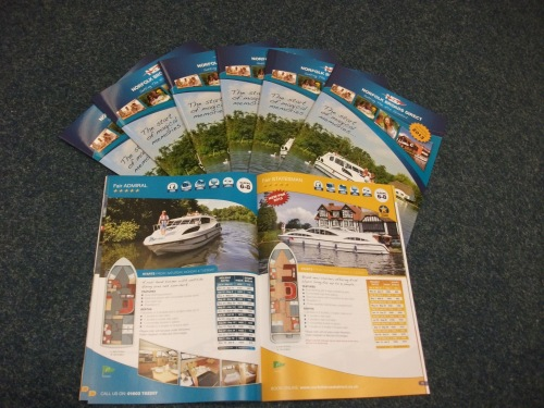 New 2013 Brochure