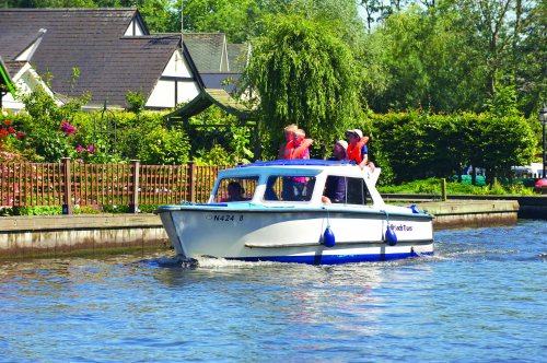 Day Boats, Day Boats Wroxham, Boat Hire Wroxham, Self Drive, day boats